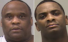 ::Christopher Shun Scott, 39, and Claude Alvin Simmons Jr., 54::